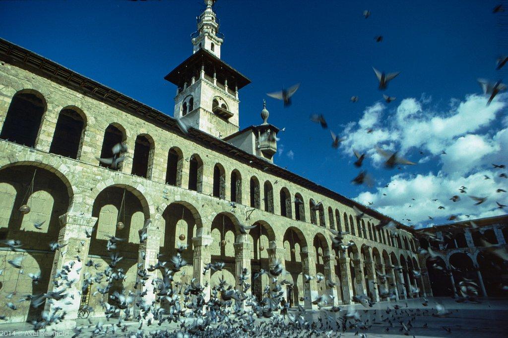 Ommayaden Moschee Damaskus