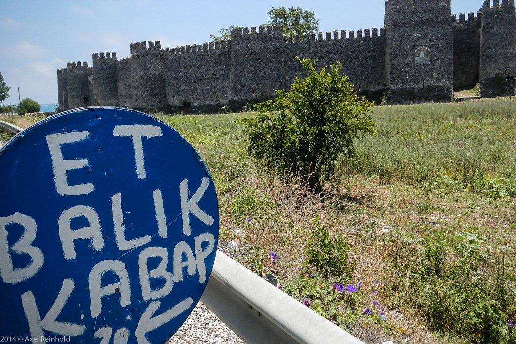 Burg Anamur