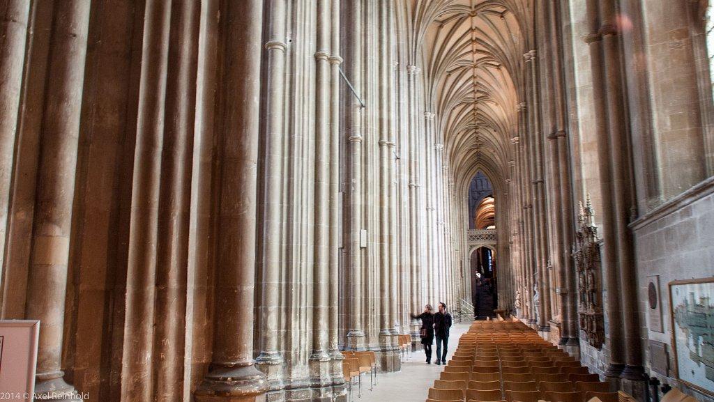 Canterbury Kathedrale
